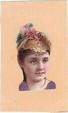 W.DUKE.STARS OF THE STAGE 4th SERIES(DIE CUT).(EL) (N132).CAT £32.00. ISSUED1893