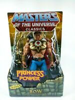 Bow - Masters of the Universe Classics Figure He-Man NEW MOTUC Mattel She-Ra