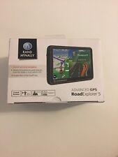NEW Rand McNally Road Explorer 5 Advanced Car GPS