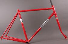 New Albion Homebrew Steel Road Sport Touring Bike Frameset 54CM MSRP $463.98