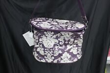 Thirty One VINTAGE DAMASK FAMILY FUN THERMAL Brand New Cooler Tote Beverage NWT