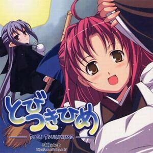 Doujin PC Game Tobi Tsukihime  Shmups Shooters TYPE-MOON 01 STEP