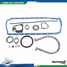 DNJ LGS3174 Lower Gasket Set For 91-00 Chevrolet GMC C1500 C2500 7.4L V8 OHV 16v