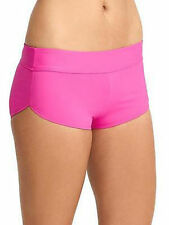 NWT Athleta L Large Hot Pink Dolphin Swim Short Board Short Surf Paddle