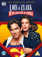 Lois & Clark - The New Adventures of Superman: Complete Series DVD (2016) Dean
