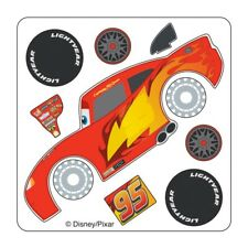 """20 Disney Cars Lightning McQueen Make-Your-Own Stickers, 2.5"""" x 2.5"""""""
