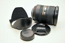 Superzoom NIKKOR 18-200mm f/3.5-5.6 AF-S VR ED M/A Lens