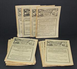 Aranzadi Repertoire Cronologico Of Legislacion. 12 Tomos Monthly 1951 Full