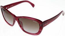 Police Sunglasses Women Striped Cyclamen Butterfly S1676 0P99