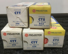 CTT Projection Lamp Replaces CTS  DAX 1000W 115-125V GE General Electric NOS