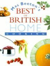 Mrs Beetons Best of British Home Cooking,Mrs. Beeton, Bridget  ,.9780706377309