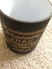 Hornsea Pottery Royal Wedding Mug Vintage