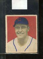 1949 BOWMAN #96 TAFT WRIGHT ATHLETICS VG D024012