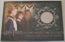Harry Potter And The Goblet Of Fire Fleur Delacour C10 Authentic Costume Card