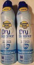 Banana Boat Dry Balance Spray Sunscreen - Spf 30 - 6 oz - 2 Pack