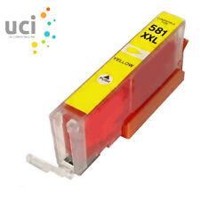Yellow CLI581 XXL Ink Cartridge for Canon Pixma TS6150 TS6151 TS9150 TS9155