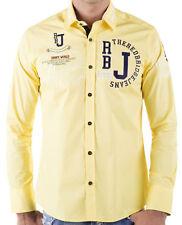Bestickte Langarm Herren-Freizeithemden & -Shirts keine Mehrstückpackung