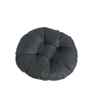 Round Cushion Bistro Chair Cushion Seat Chair Pad for Kitchen Dining Home Decor