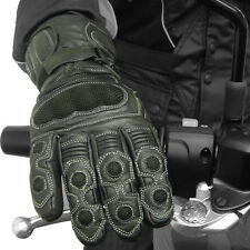 Tuzo TZG5 Waterproof Winter Thermal Motorcycle Gloves Black Small S