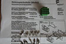 Gehause Kabelbaum  Webasto Eberspächer Thermo Top ,connector, Stecker Moduluhr