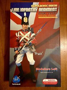 "DID Modellers Loft Napoleonic ""Bruce"" Royal Scots 1/6 RARE!"