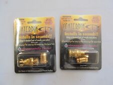 Centerpin F-TYPE-CP/GH-05 for RG-59U 2 PACK NEW IN BX