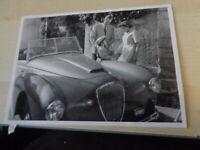 Auto Motiv  Oliver Grimm mit Auto   org. Verleih  Pressefoto