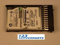 HP 450GB 10K DP 6G 2.5IN SAS HDD AW612A 581310-001 613921-001 581284-B21