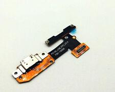 "Protector Lenovo yoga tab 3 10"" YT3-X50F X50M USB Puerto De Carga Flex Volumen Botón Lateral"