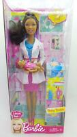 2012 African American Barbie I Can Be a Baby Doctor X9079 NIB
