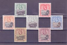 St Helena Scott #s 61-67 F-VF MH Set of 7 Stamps