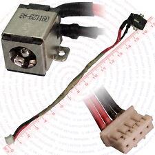 Lenovo Ideapad Y510P 59370001 DC Jack Toma De Alimentación Con Conector De Cable
