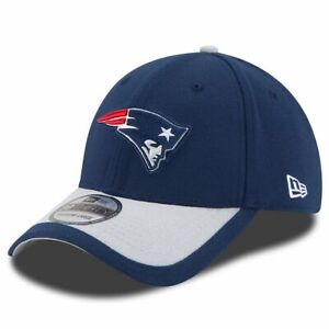 NFL New England Patriots CHILD YOUTH New Era 39Thirty Fitted On field Hat Cap