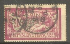 "FRANCE STAMP TIMBRE N° 208 "" TYPE MERSON 20F 1926 "" OBLITERE TB"