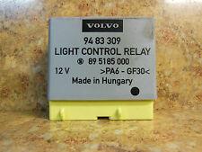 1998-2004 VOLVO S70 V70 C70 LIGHT CONTROL RELAY OEM # 9483309 & 9459171