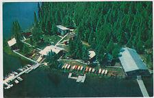 Le Club Cesar Ville de Brossard Quebec Postcard