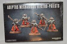 Games Workshop Warhammer 40K Adeptus Mechanicus Electro Priests NIB NEW