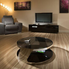 More than 200cm Height Round Modern Coffee Tables
