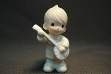 Precious Moments 1984 Happiness is the Lord Figurine