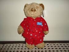 La Senza 2002 FRANZ Bear Canada Annual Christmas Teddy 15 Inch MINT