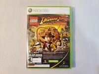 LEGO Indiana Jones & Kung Fu Panda Dual Pack Microsoft Xbox 360, 2008 NEW SEALED
