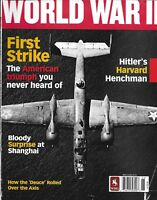 World War 2 Magazine First Strike Shanghai Bloody Surprise Harvard Henchman 2013