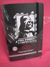 Star Wars Moleskine Darth Vader Force is Strong With This One Weekly Planner