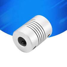 5 x 8mm CNC Motor Jaw Shaft Coupler 5mm To 8mm Flexible Coupling Gadgets