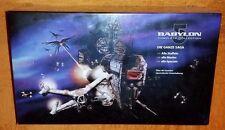 Spacecenter Babylon 5 -  Collection - 37 DVDs - Komplette Serie - Komplettbox