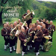 """ERNST MOSCH """"DIE GROSSEN ERFOLGE"""" CD NEUWARE"""