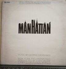MANHATTAN-O.S.T. - COLONNA SONORA ORIGINALE - music by GEORGE GERSHWIN