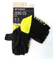Giro Zero CS Gloves Citron