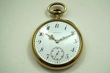 PATEK PHILIPPE 18K POCKET WATCH RETAILED BY SHREVE & Co. DATES 1905-10 BUY NOW!!
