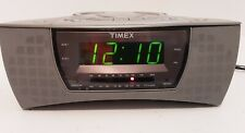 Timex Stereo Cd Dual Clock Radio With Nature Sounds Model T608 Cd doesn't work.